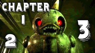 Dark Deception Chapter 3 2 1 ALL JUMPSCARES