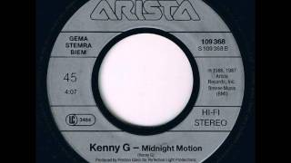 Kenny G - Midnight Motion