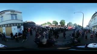 G20 Demonstration Welcome to Hell eskaliert 06.07. 21:40h