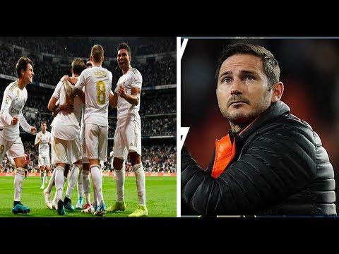Chelsea oo guuldaro dhabarka loo Saaray & Real Madrid oo hogaanka lawareegtay & caawa oo lasugayo