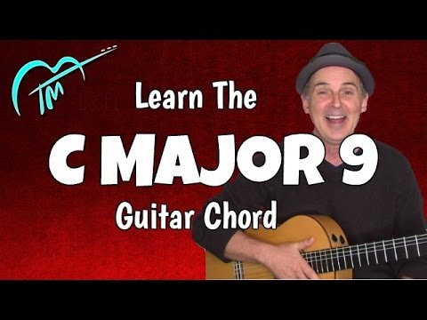 How To Play C Major 9 [Cmaj9] Guitar Chord