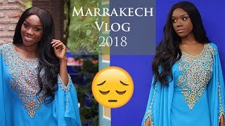 Not The Best Experience - Marrakech, Morocco Vlog & Review | TRAVEL
