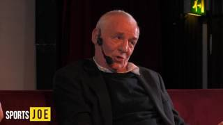 Eamon Dunphy On Keane, Drinking Buddies, Giles, RTE, Famous Quotes And Bill OHerlihy