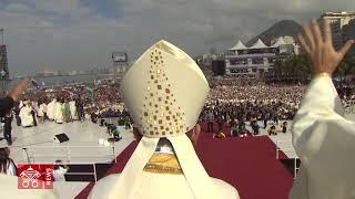 Papa Francesco e le Giornate mondiali della Gioventù