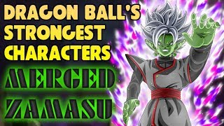 Strongest In Dragon Ball: INFINITE MERGED ZAMASU