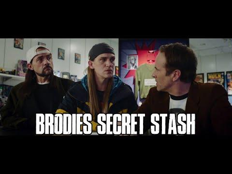 Video trailer för Jay and Silent Bob Reboot (2019) - Exclusive Clip Brodie's Secret Stash