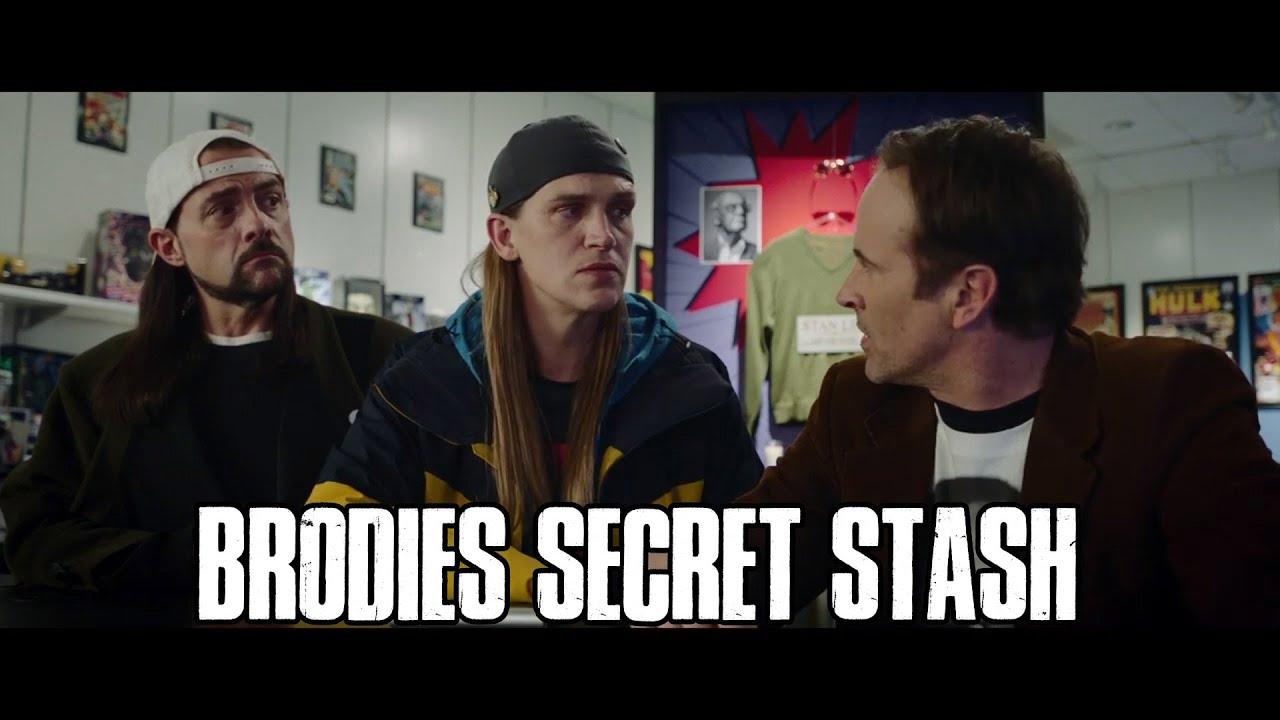 Trailer för Jay and Silent Bob Reboot