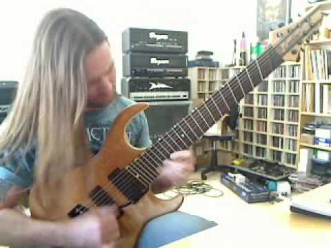 Rusty Cooley 8 String Shred Www.rustycooley.com Mp3