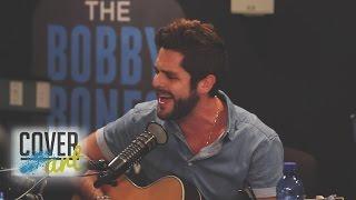 Thomas Rhett Covers Bieber On The Bobby Bones Show