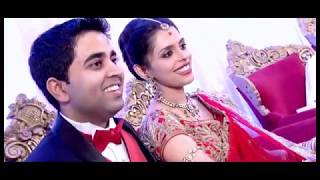 Aditi Pratik Wedding