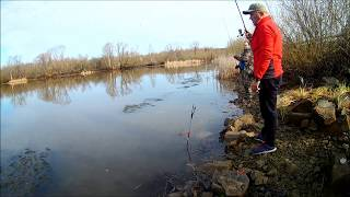 Рыбалка в пермском крае на реке обва