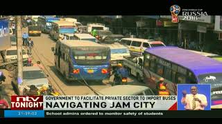 Government in rush to decongest Nairobi city with 30 mass rapid transit buses