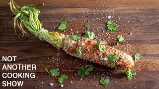 AUTHENTIC MEXICAN STREET CORN : 5 MINUTE ELOTE RECIPE