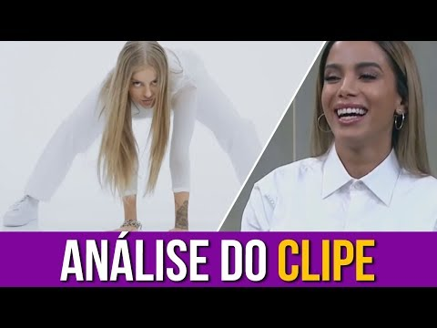 Anitta Analisa Lu��sa Sonza Boa Menina