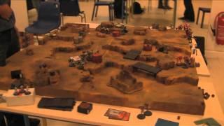 preview picture of video 'Tournoi de figurines AT43'
