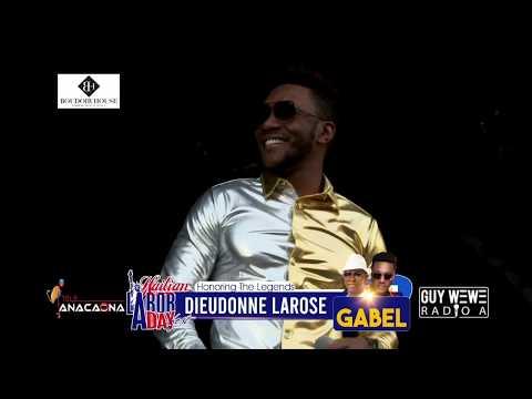 Gabel & Dieudonné Larose @ Haitian Laborday Fest 1er Sept 2019