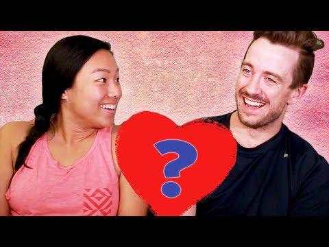 Engaged Couple Takes The Hardest Relationship Quiz