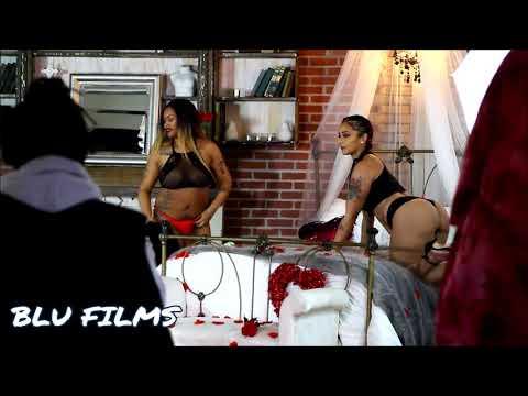 BLU FILMS: BLU & MODELS (BEHIND THE SCENES)
