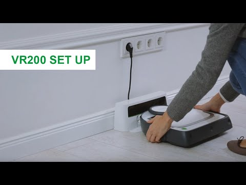 Erklärvideo VR200: Vorwerk Saugroboter