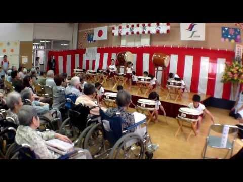 希の里敬老会 和光保育園 H25.9.12