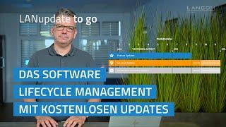 YouTube-Video Das Software Lifecycle Management mit kostenlosen Updates