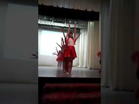 танцевальная группа РИТМ