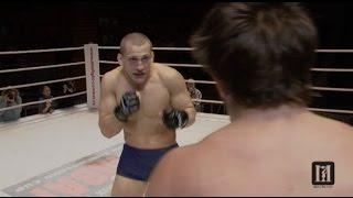 MMA / Бой Вячеслава Василевского в Нижнем Новгороде /  2008