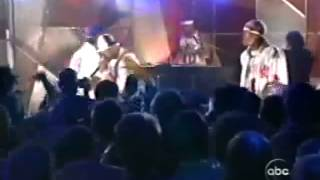 50 Cent    In the Club on Jimmy Kimmel 2003(Live)