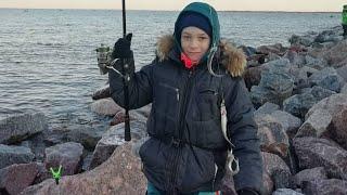 Отчет о рыбалке финский залив гарколово
