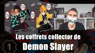 Demon slayer - Les coffrets collector du manga