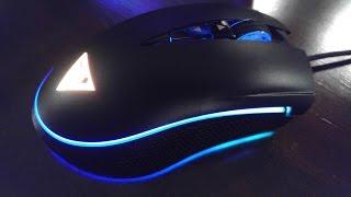 GAMDIAS Zeus P1 RGB Optical PC Gaming Mouse Review