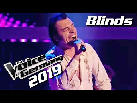 Neil Diamond - Song Sung Blue (Herculano Marques) | The Voice of Germany 2019 | Blinds