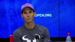 """Rafael Nadal: """"You can't expect an easy opponent!"""" 