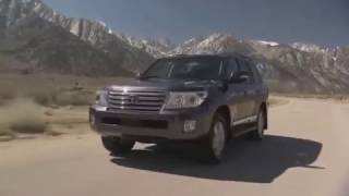 Покупаем Toyota Land Cruiser 200