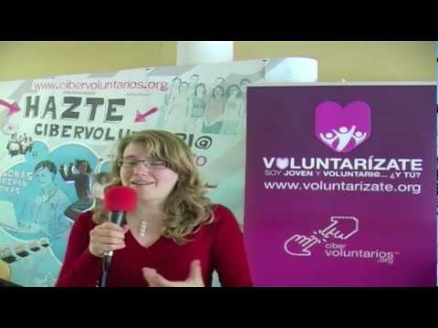 Voluntarizate, jóvenes y voluntariado