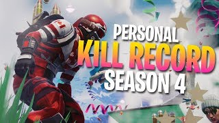 FIRST 20 BOMB IN SEASON 4! High Kill Gameplay (Fortnite Battle Royale)