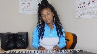 Jhené Aiko   Triggered Freestyle (Cover) SHAYLIN SESSIONS