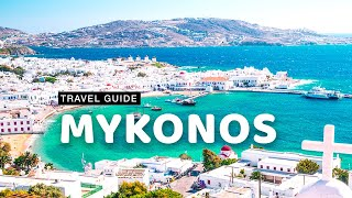 Mykonos Greece Travel Guide 2020    Top Things To Do