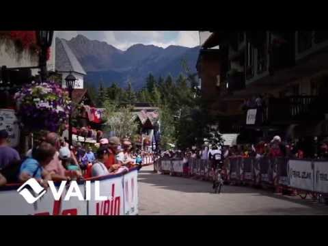 The USA Pro Cycling Challenge Vail Time Trial