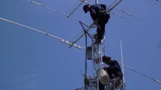 CQTOWER長野県飯田市クランクアップタワーCCT-14型