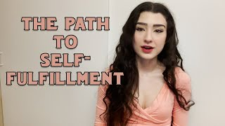 The Pyramid to Self-Fulfillment