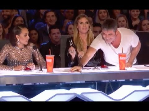 Deaf Singer Gets Simon Cowell's GOLDEN BUZZER | Week 2 | America's Got Talent 2017