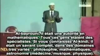 """Réponse de Zakir Naik à la?""""Pourquoi les musulmans sont en retard sur la science?"""""""