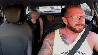 Пассажирка такси : ненавижу курящих таксистов ! Пойдем покурим