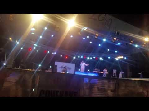 Kenny Blaq performance at Luli concert