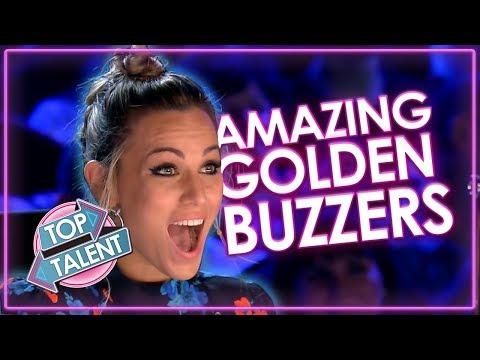 TOP 3 GOLDEN BUZZER AUDITIONS | Spains Got Talent 2018 | Top Talent