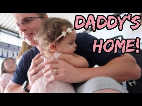 DADDY'S HOME! | TheMcQueens
