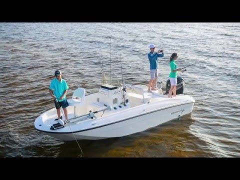 2016 Bayliner Element F18 18′ Center Console Fishing Boat