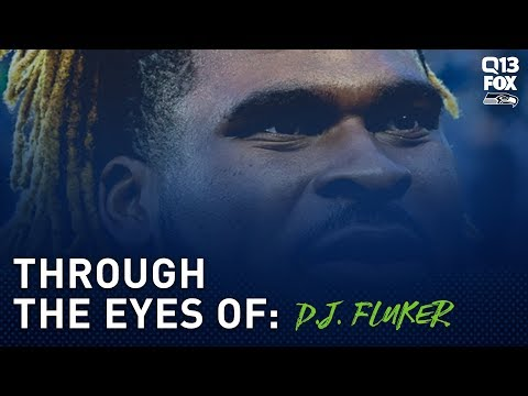 Through the Eyes of D.J. Fluker | Q13 FOX