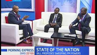 Bill envisages a ceremonial president and powerful PM-State of the nation